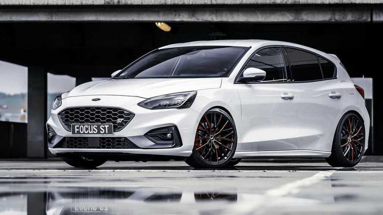 JMS-Tuning für den Ford Focus ST