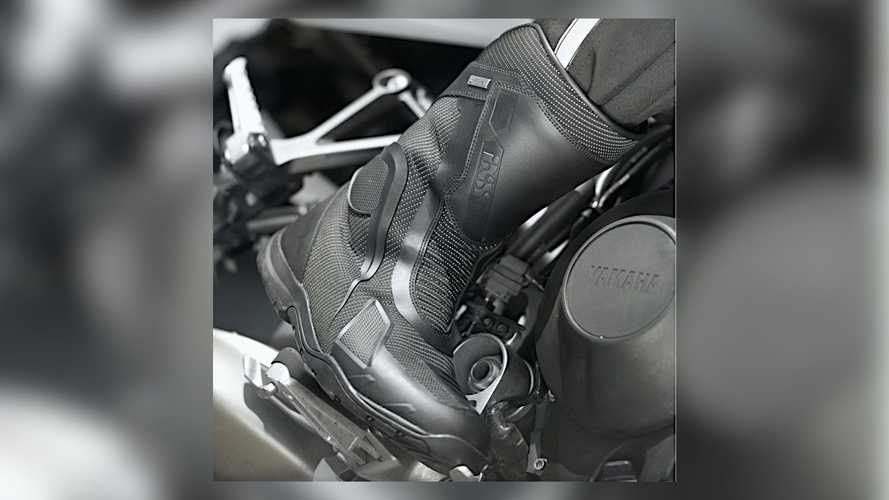 IXS Wants To Keep Your Feet Comfy With The Tour Boot Techno-ST+