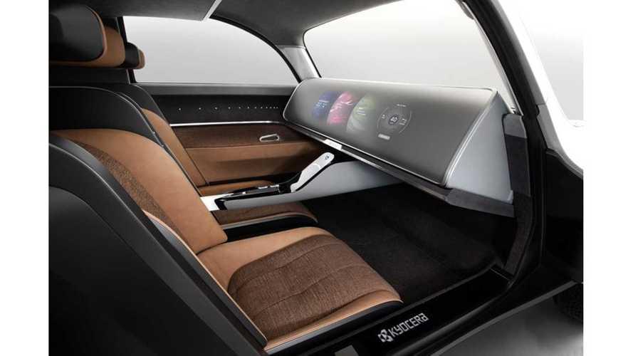 L'auto col cruscotto trasparente, un'idea per la sicurezza del futuro