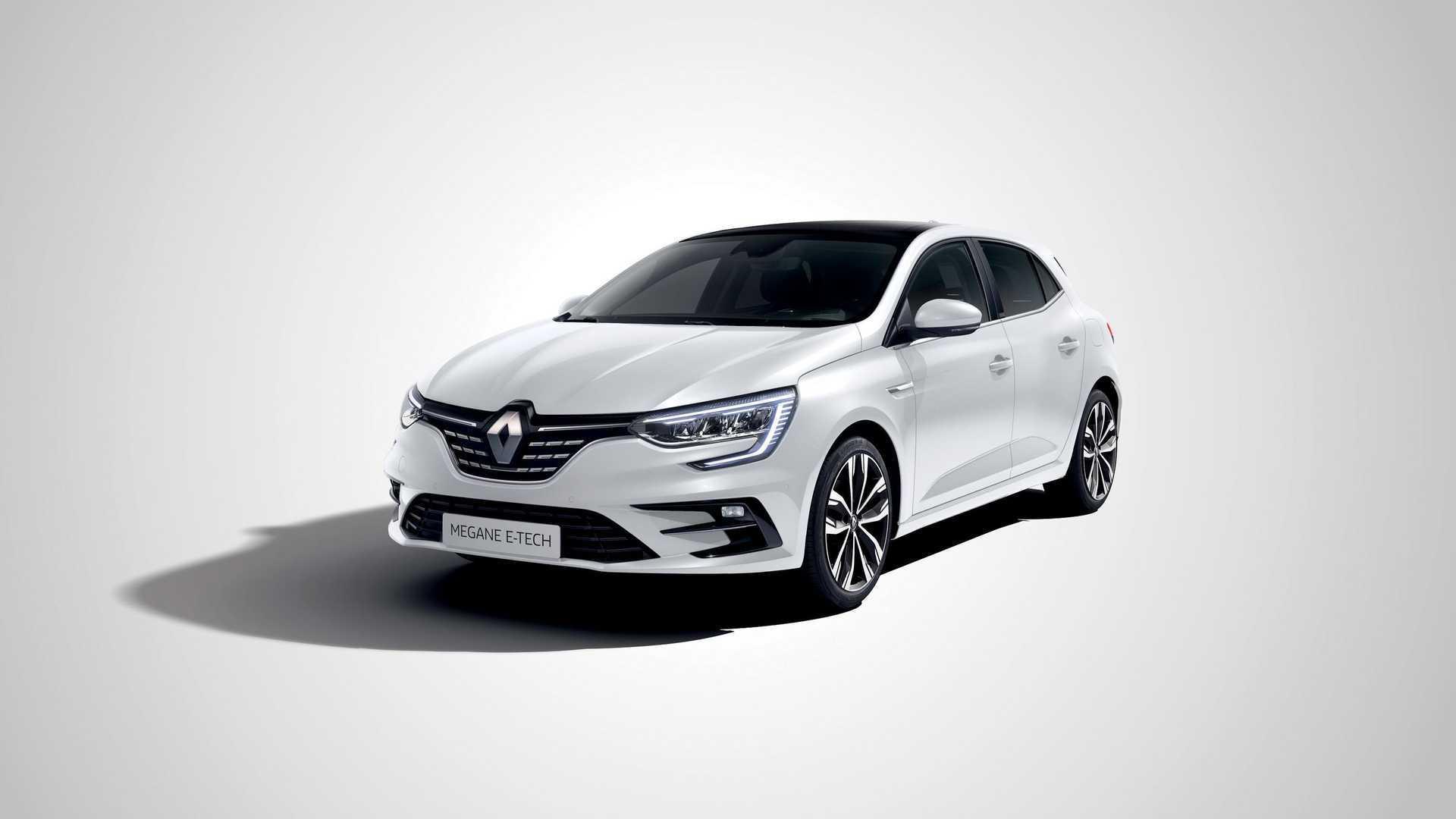 Renault Megane INTENS E-TECH Plug-in hybrid 160KM 2021 PL