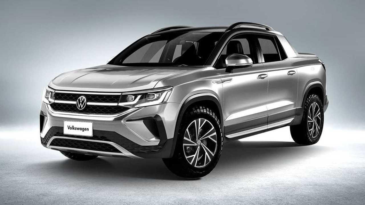 Volkswagen Tarok 2023 - Projeção