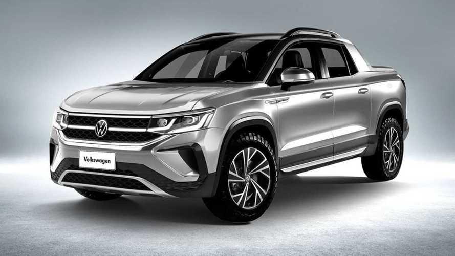Projeção: Volkswagen Tarok de produção é antecipada com cara do Taos