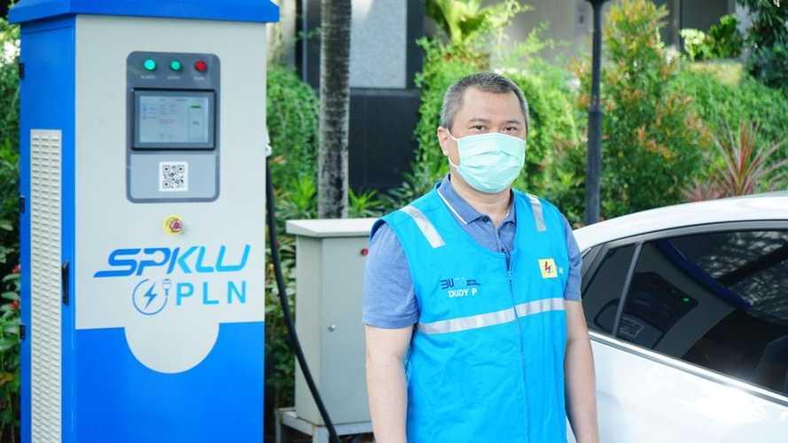 SPKLU Tersedia, PLN Lakukan Uji Coba Mobil Listrik Rute Jakarta-Bali