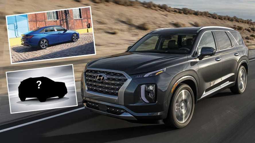 Новая Creta и Staria вместо H-1: Hyundai раскрыла планы на 2021 год
