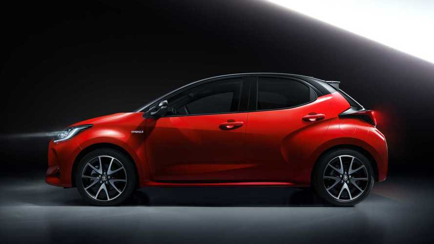 2022 Mazda2 To Launch As Rebadged Toyota Yaris In Europe