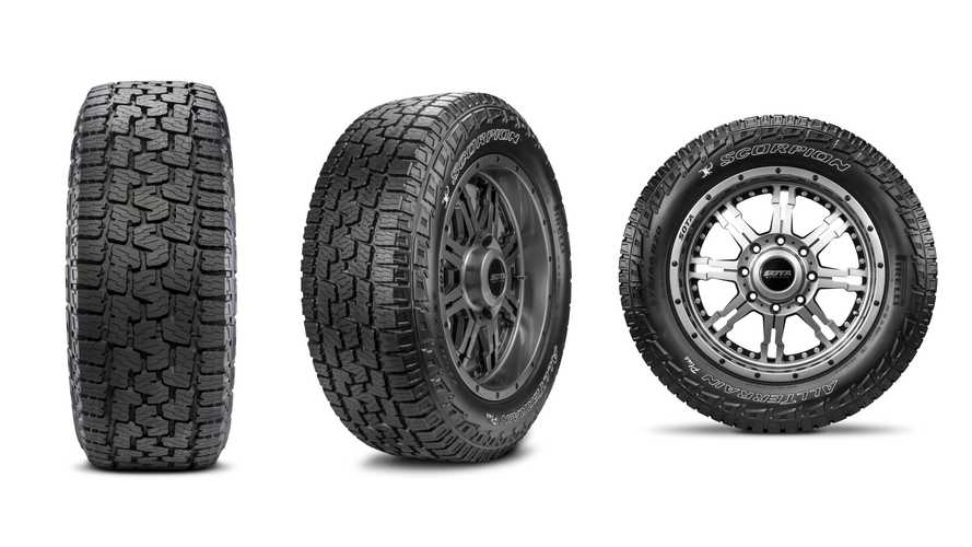 Get Lowest Price On Pirelli's New All-Terrain SUV Tire Right Here