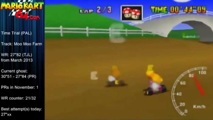 Fight For The Mario Kart 64 World Record Makes For Amazing Documentary