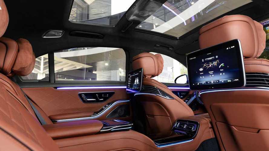 2021 Mercedes-Benz S-Class Interior   Motor1.com Photos