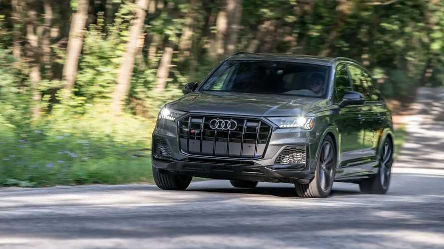 2020 Audi SQ7: First Drive