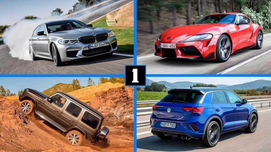 10 coches que nos gustarían con cambio manual