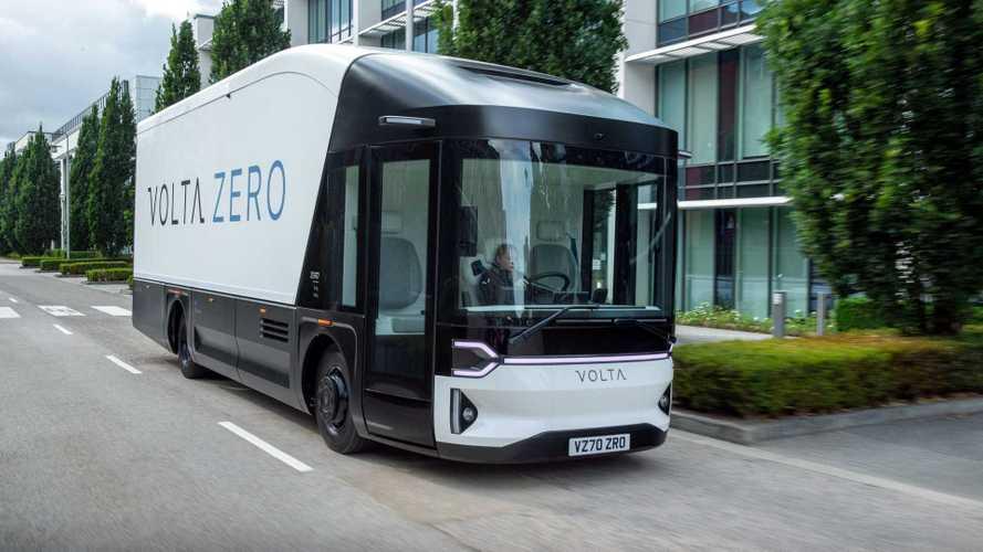 Volta Zero: com'è il nuovo camion elettrico, ecosostenibile e sicuro