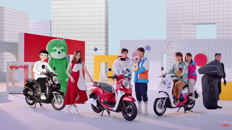 Honda Launches New Scoopy In Thailand With Fun Advert