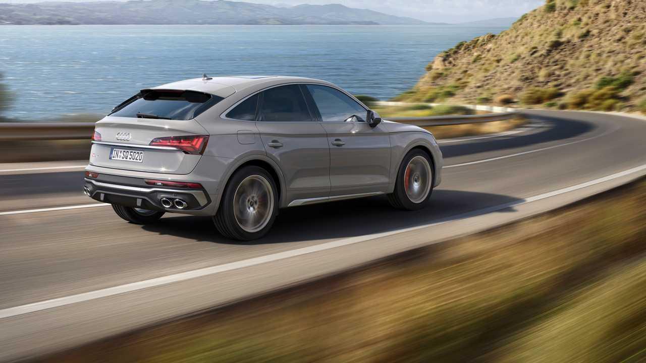 2021 Audi SQ5 Sportback TDI