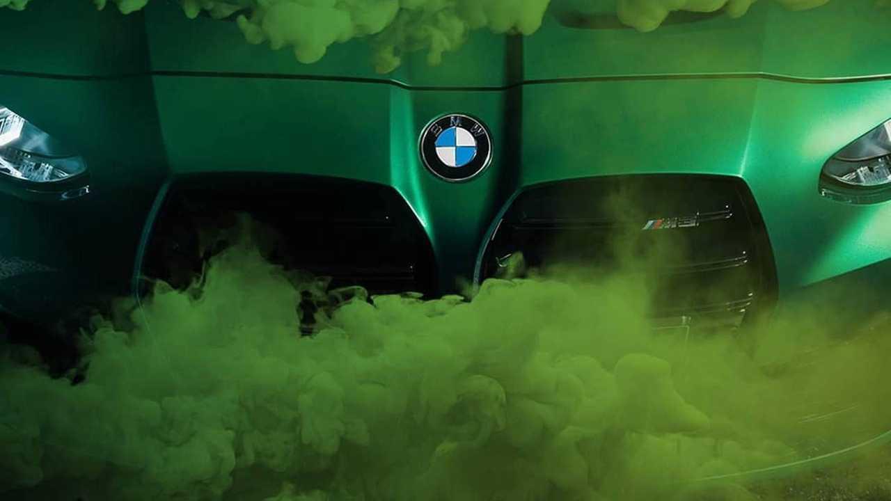 BMW M3/M4 Teasers