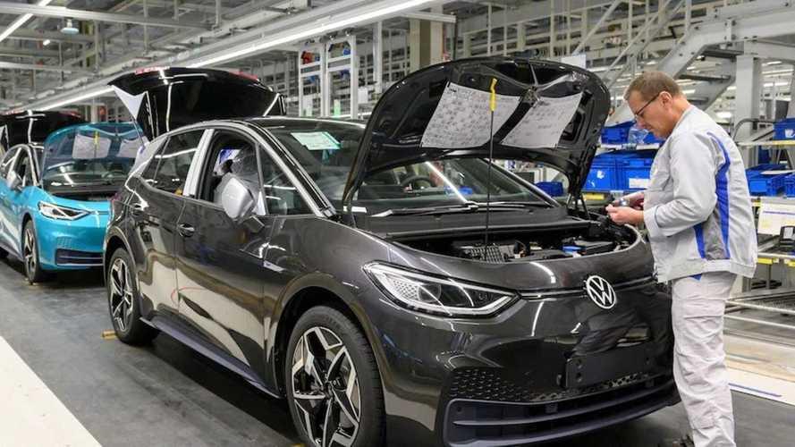 Volkswagen quer produzir carros elétricos em 10 horas e alcançar a Tesla