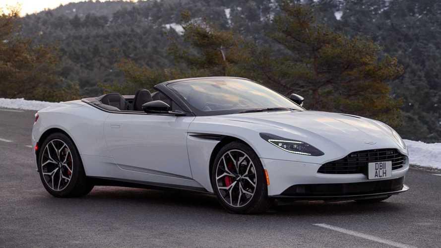 Aston Martin ve Mercedes-Benz ortaklığını genişletti