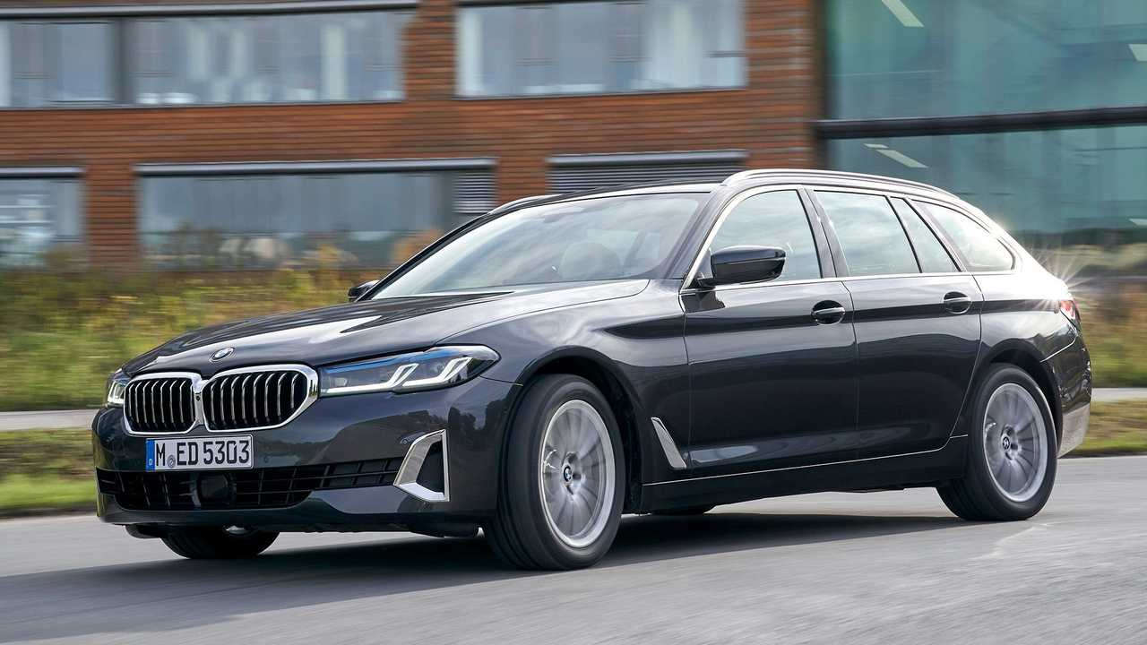 BMW 530d xDrive Touring (2021) im Test