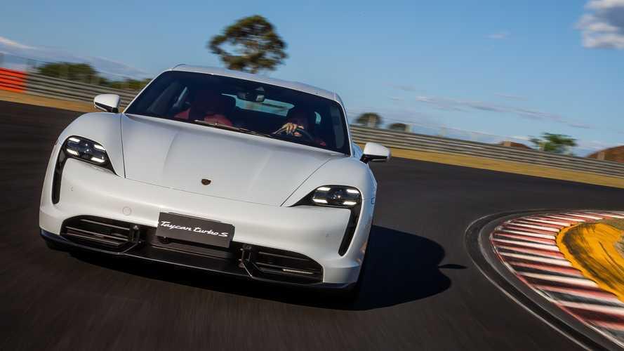 Porsche Taycan supera Audi e-Tron e lidera as vendas de elétricos no Brasil