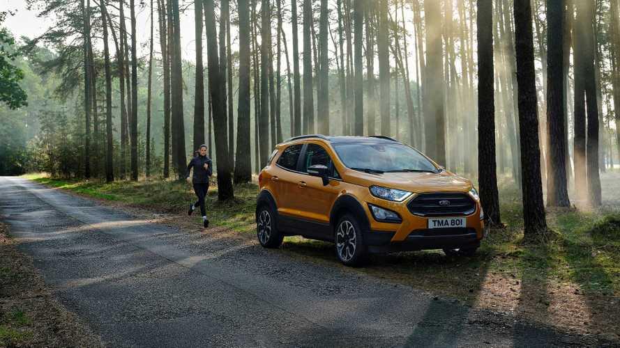 Ford Ecosport Active (2021):  Kernigere Variante offiziell enthüllt