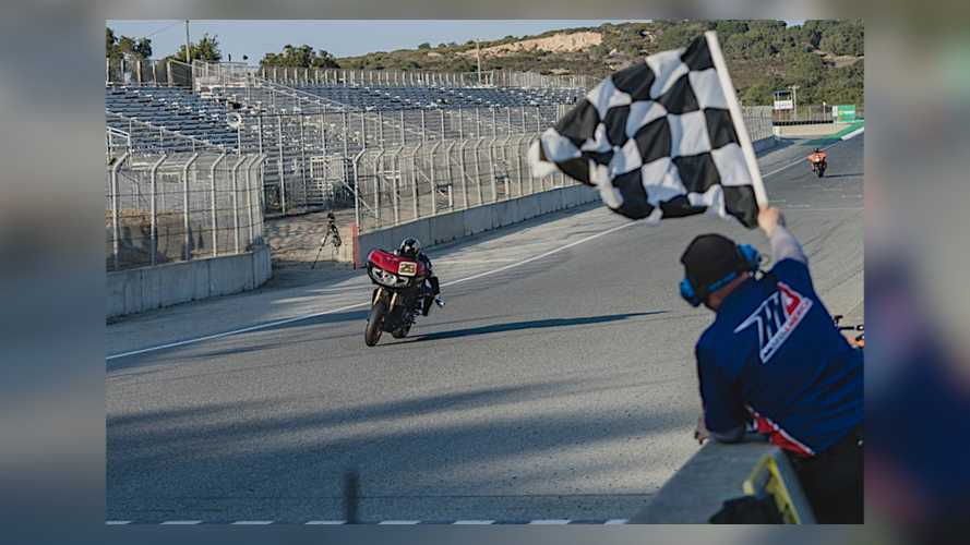 How Do You Win A Bagger Race? Indian Rider Tyler O'Hara Tells Us.