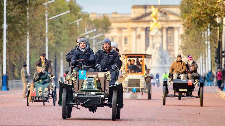2020 London to Brighton Veteran Car Run called off