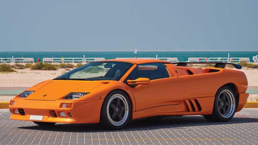 Auto e Moto d'Epoca 2020, in esposizione anche due Lamborghini Diablo