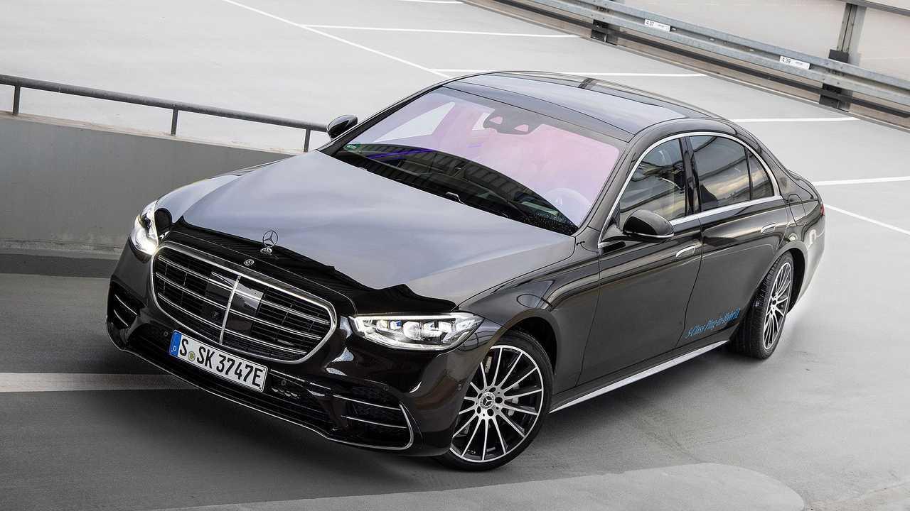 Mercedes-Benz S-класса (W223) Plug-in Hybrid