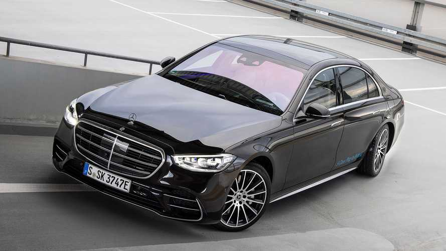 2021 Mercedes S-Class already being recalled over steering problems
