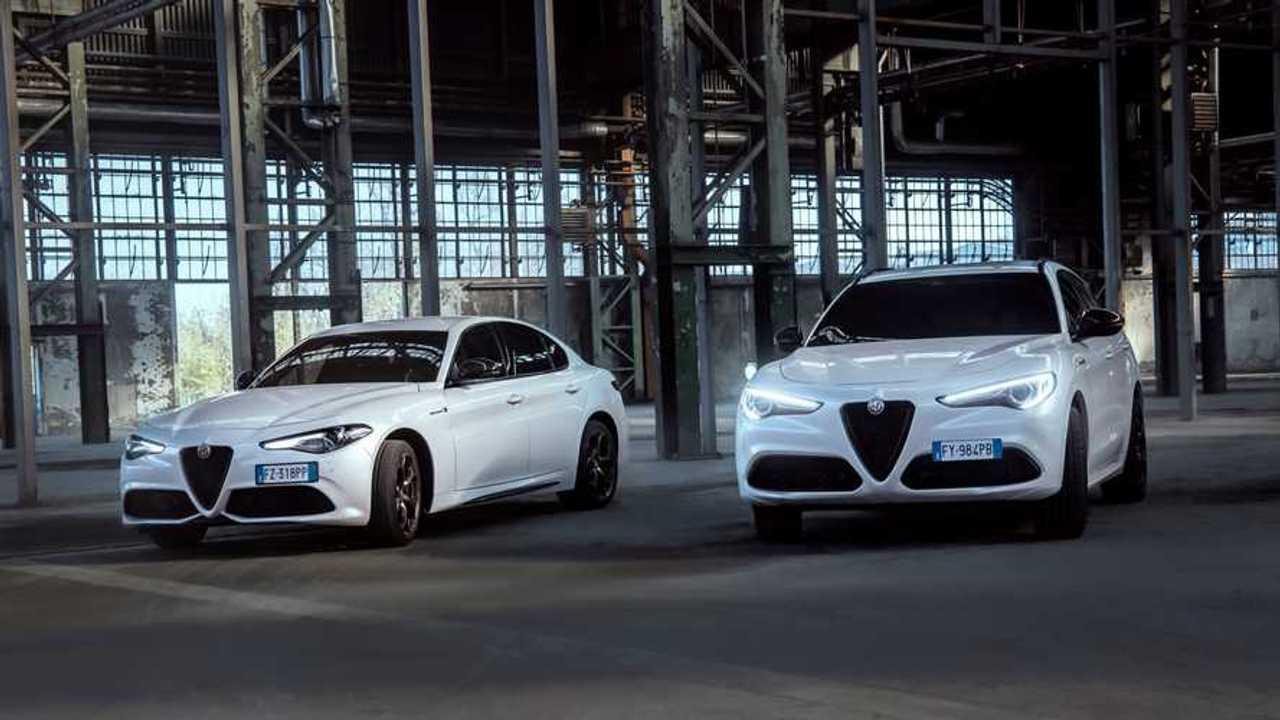 Alfa Romeo Giulia My 2021