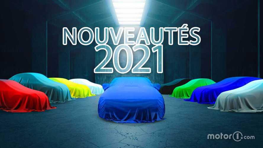 Nouveautés 2021 - Le calendrier de tous les modèles à venir !