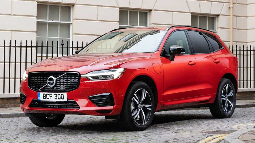 2021 Volvo XC60 - UK spec