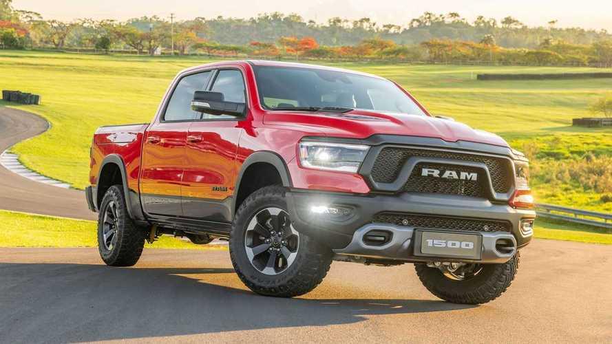 Nova Ram 1500 Rebel 2021 chega ao Brasil com preço a partir de R$ 399.990