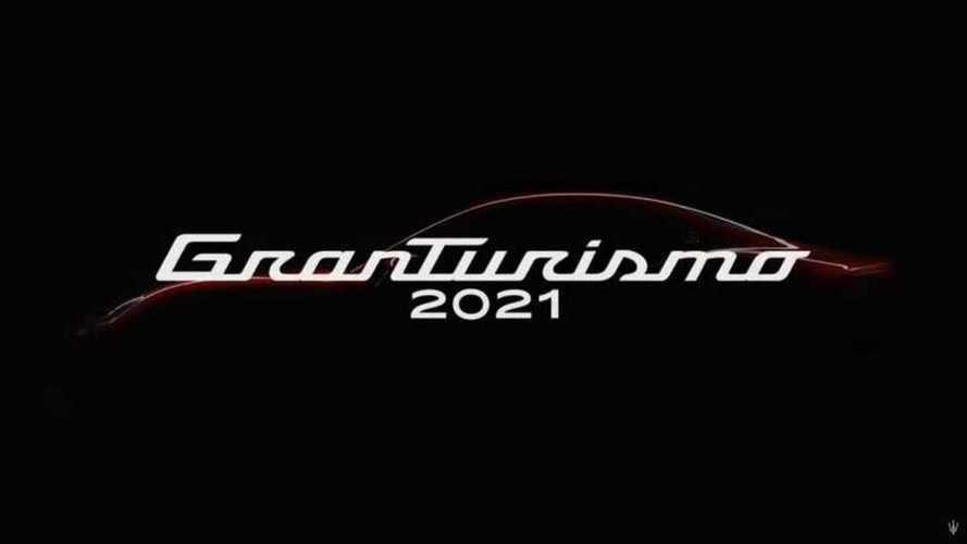 La nouvelle Maserati GranTurismo est prête !