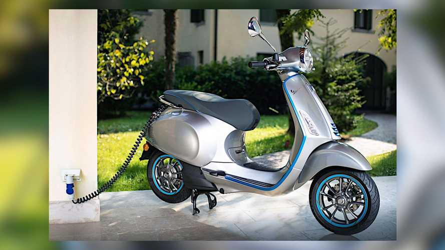 Vespa Gets Honorable Mention At 2020 Compasso d'Oro Awards