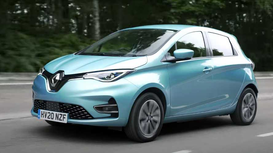 Is The Renault Zoe The Best EV For The City? Let's Find Out