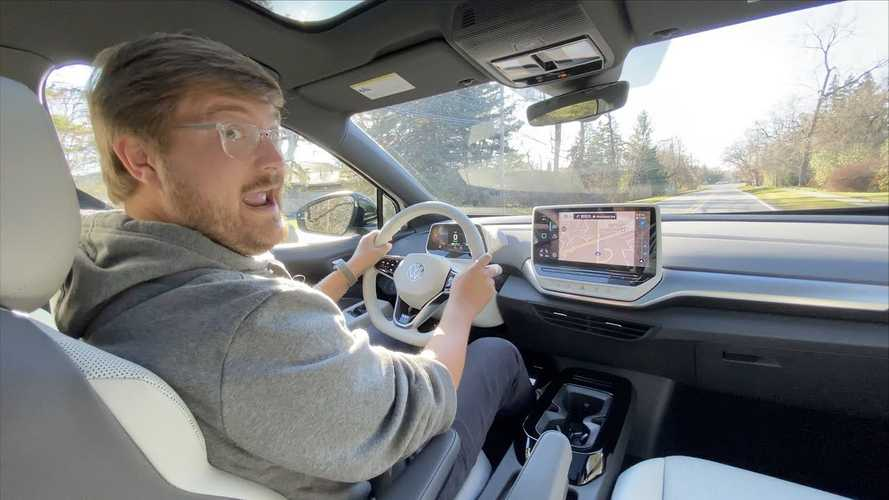 Volkswagen ID.4 First Drive: Kyle Conner Takes Us For A Ride