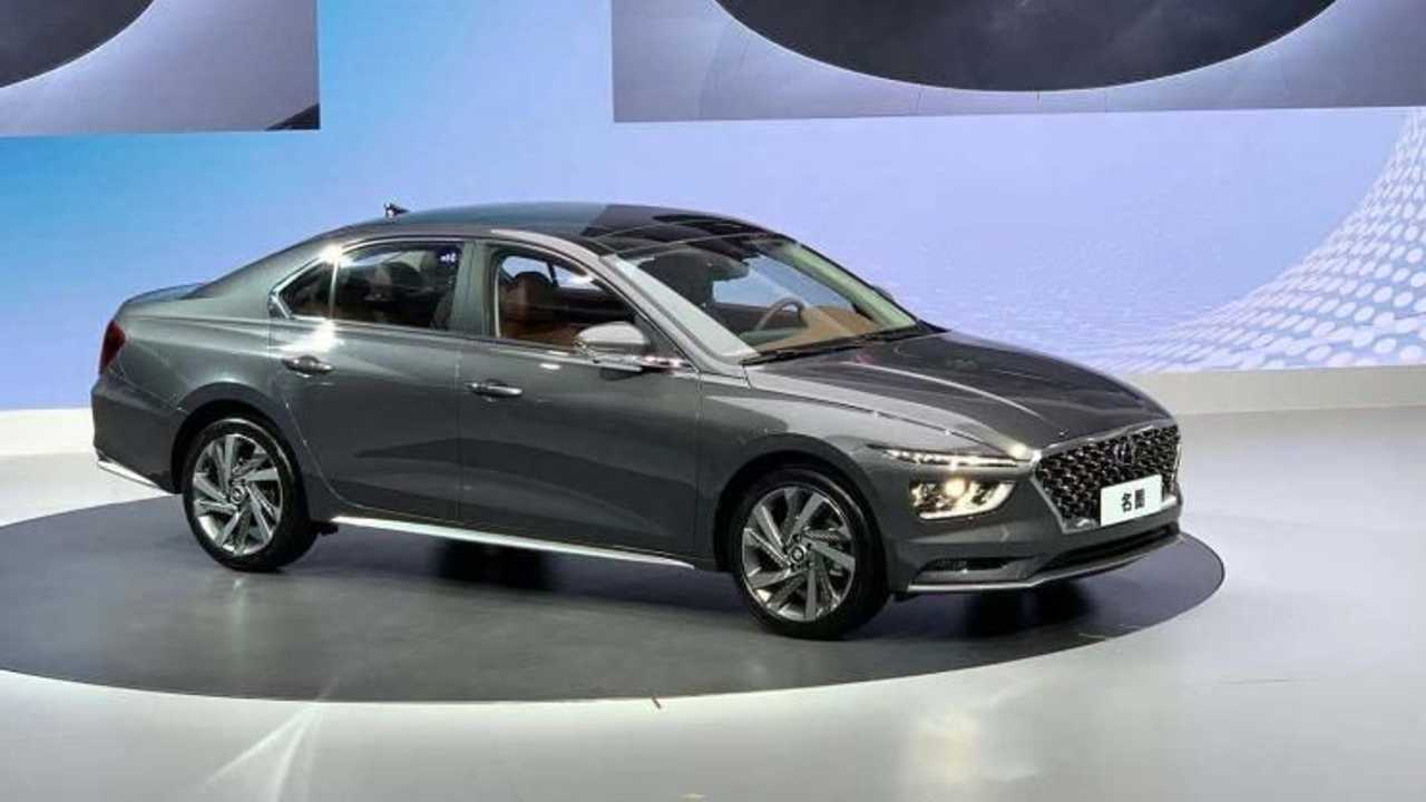 Hyundai Mistra 2021 (China)