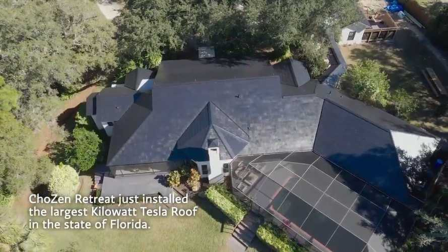 Highest Power Tesla Solar Roof Gets Deployed In Florida