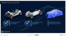 alpine reine elektromarke drei elektroautos renaulution