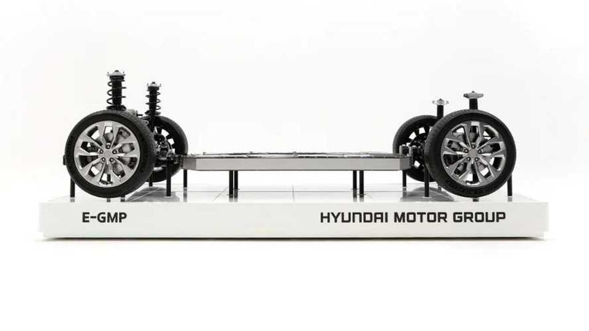 Hyundai Introduces Electric-Global Modular Platform (E-GMP)