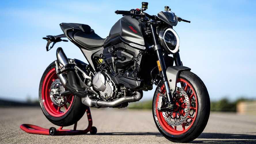 Ducati Monster 2021: rivoluzione totale