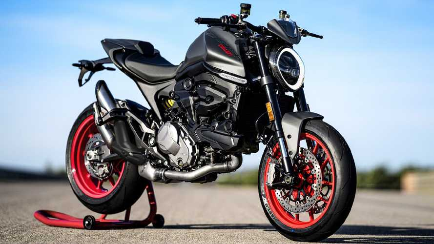 Ducati Monster (2021) - La révolution !