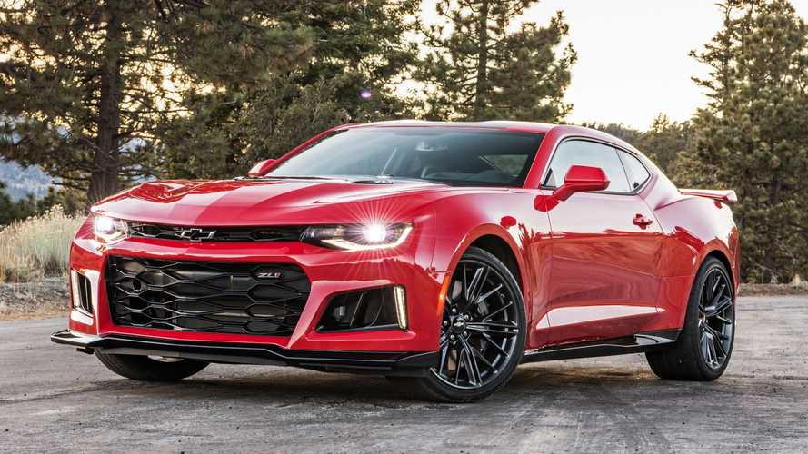 2021 Chevy Camaro SS And ZL1 Sales Banned In California, Washington