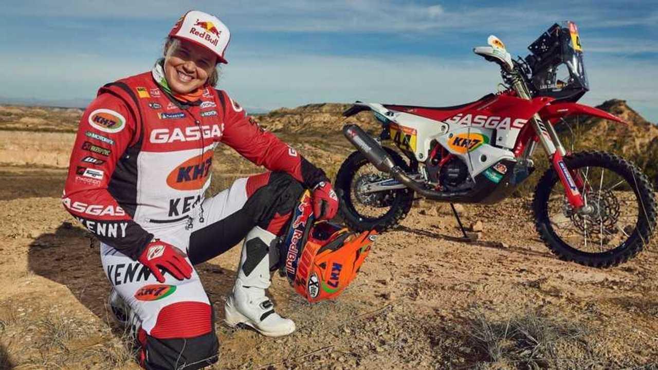 Laia Sanz 2021 Dakar Rally - Main