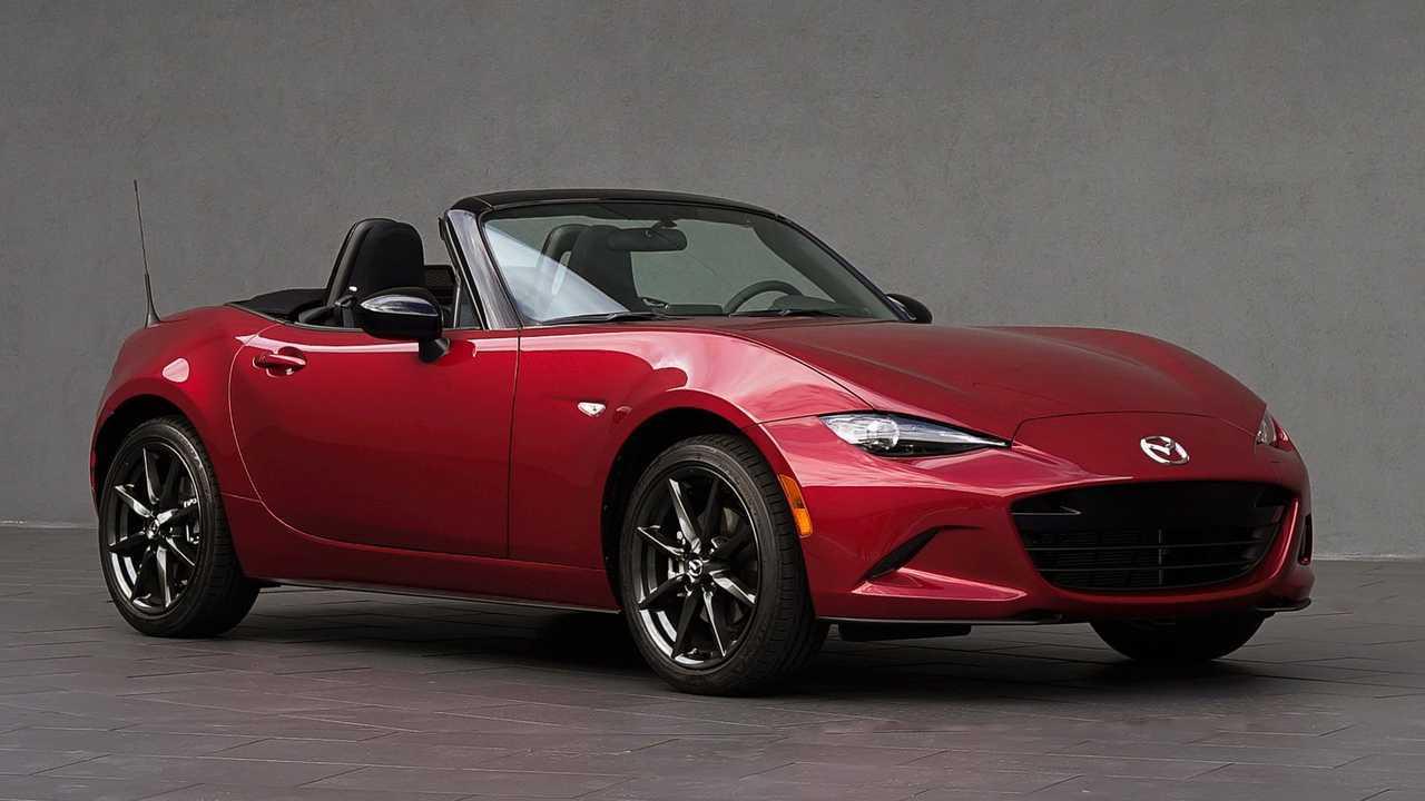 Mazda Miata Exterior