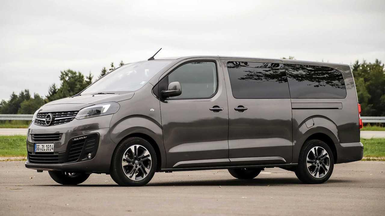 Opel Zafira Life (2020) im Test