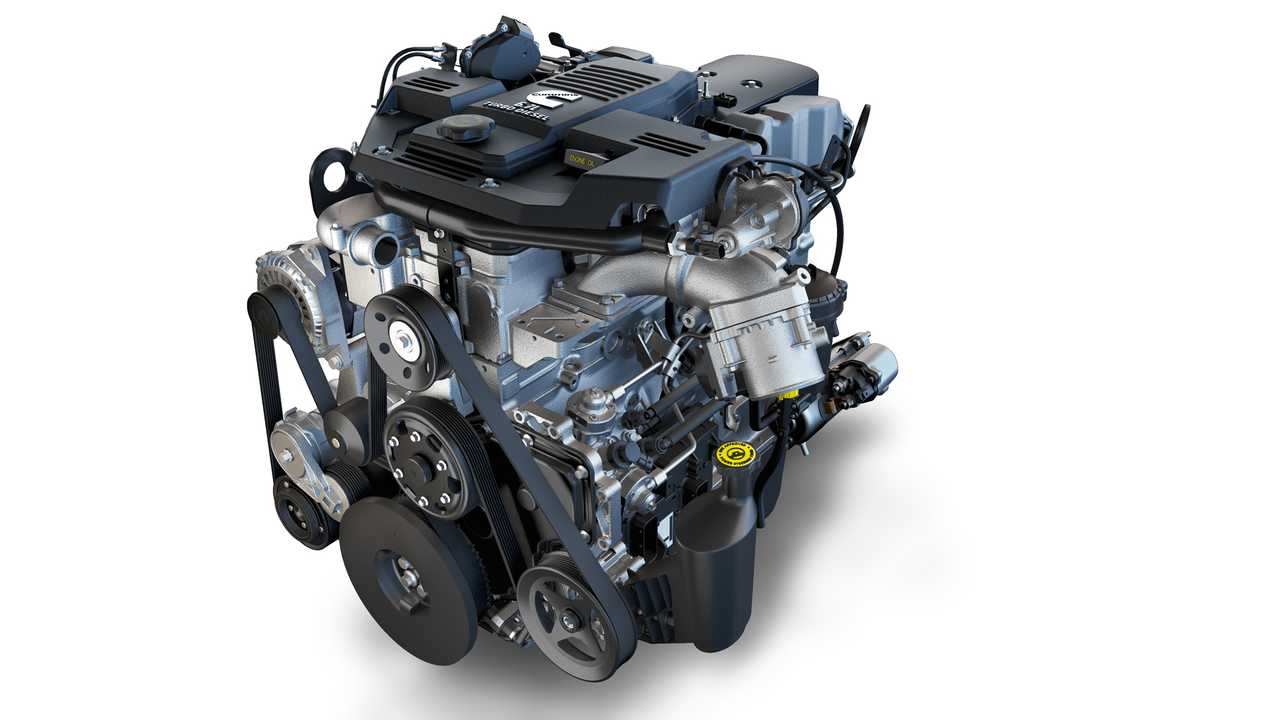 2019 Ram Chassis Cab Powertrain