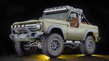 ford bronco pickup development rumor
