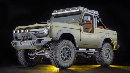 New Ford Bronco >> 2021 Ford Bronco To Debut In The Second Half Of November