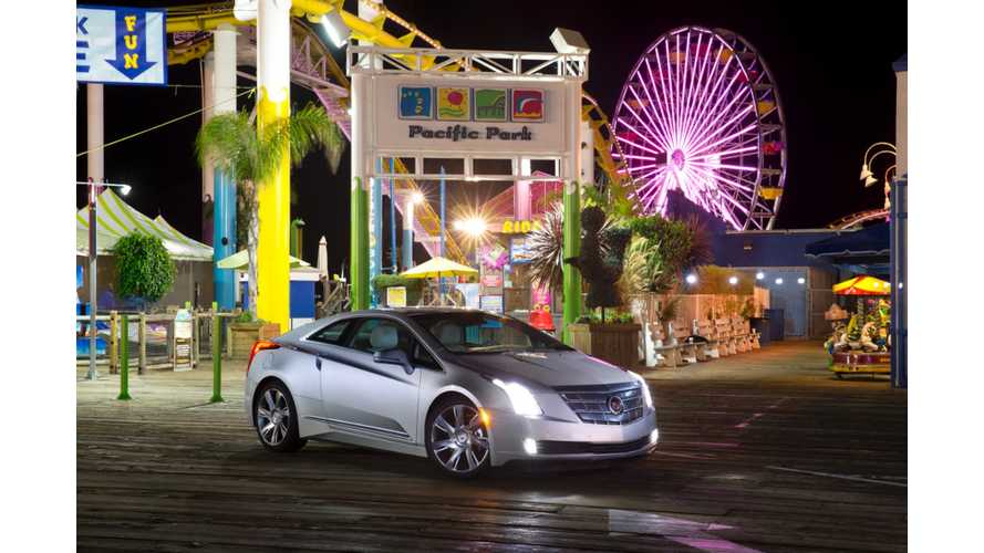 Motor Trend: Here's Your List of Vehicles That Will Likely be Cross Shopped With the Cadillac ELR